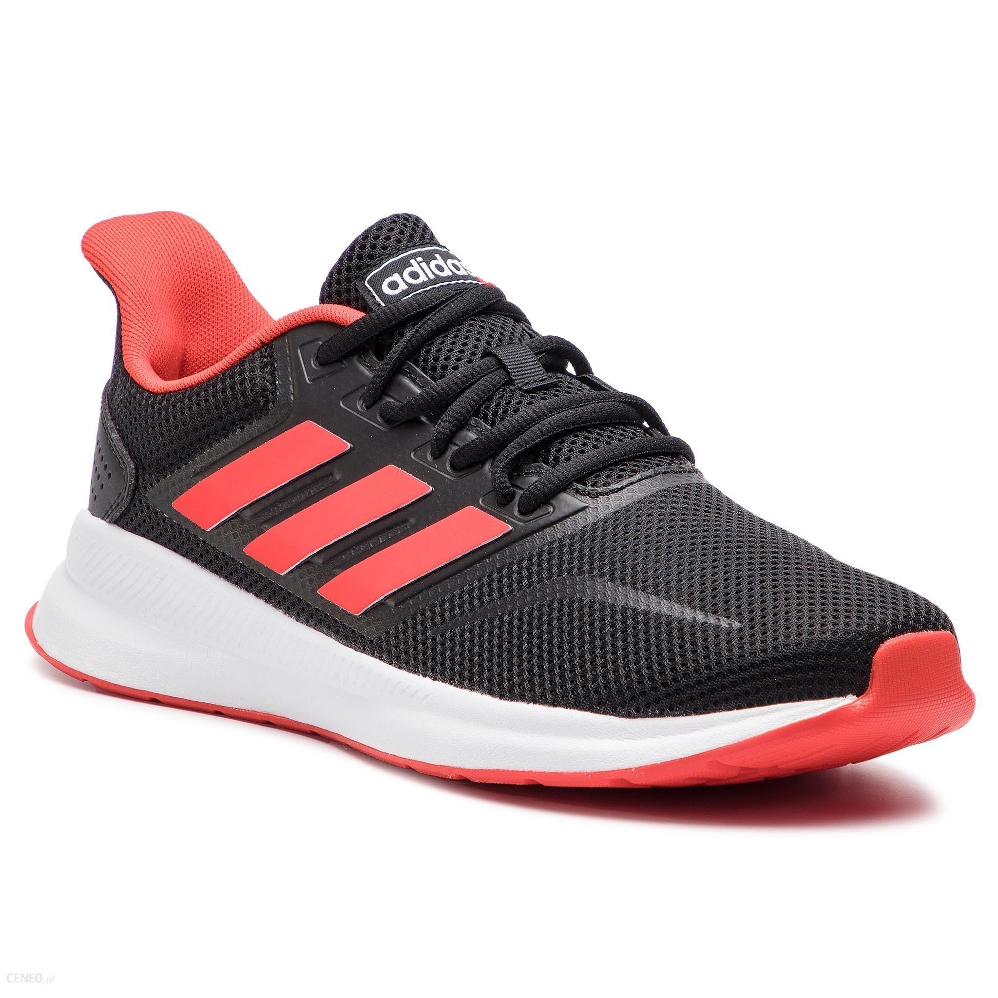 Orientar Millas Error  Adidas : Zapatillas Hombre |Adidas RUNFALCON G28910 Negra y Roja mejor  precio online.