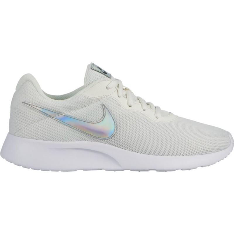 Desplazamiento Medio Transición  NIKE TANJUN: Zapatillas Nike Mujer 812655 104| Nike Tanjun Blanca Online