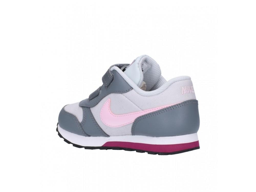 Nike Niña 807320 Moda Gris Md Y RosaZapatilas 017Mejor Runner uPwZlkTiOX