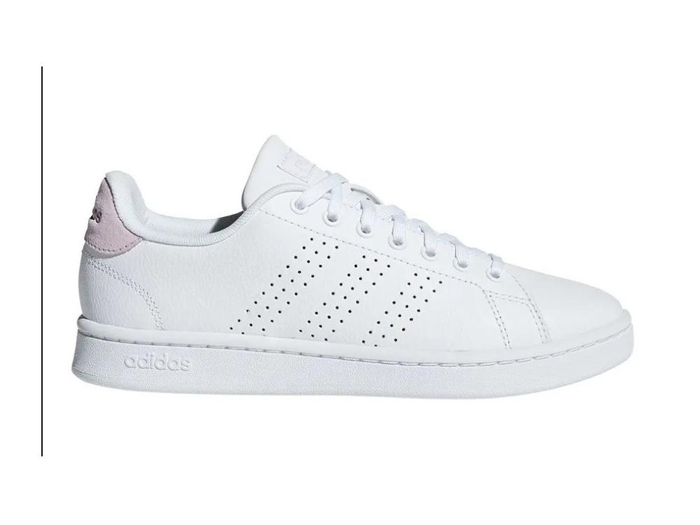 zapatillas blancas adidas mujer