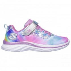 SKECHERS NIÑA 81426L-MLT QUICK KICKS