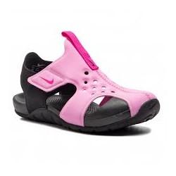 Chancla Nike Sunray Protect 2 943826 602 Niña Rosa