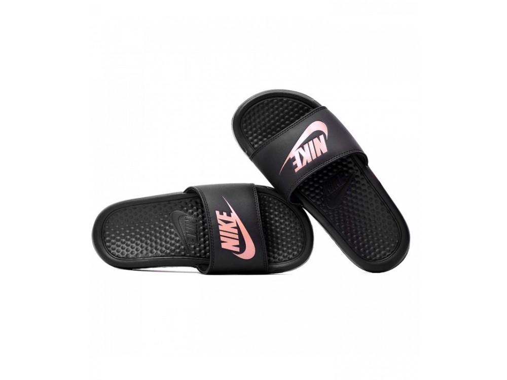 Psicologicamente oficial Perplejo  Nike Benassi JDI Chanclas 34388 108 Mujer
