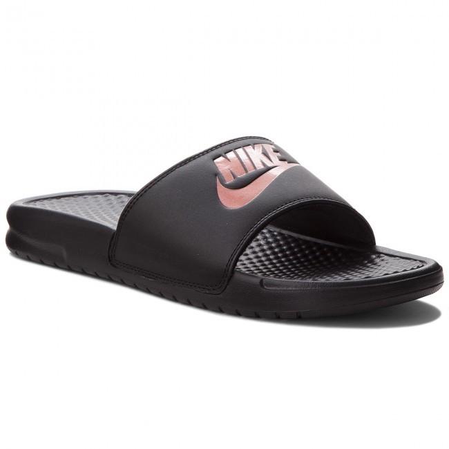 tiendas populares nueva productos calientes elige auténtico Nike Benassi JDI Chanclas 34388 108 Mujer