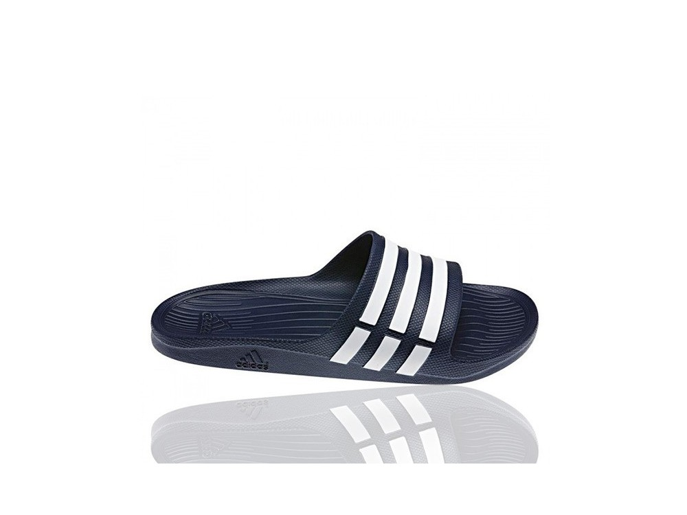 Azul Marino Duramo Mejor Precio Chanclas Slide G15892 comprar Adidas vmn80wN