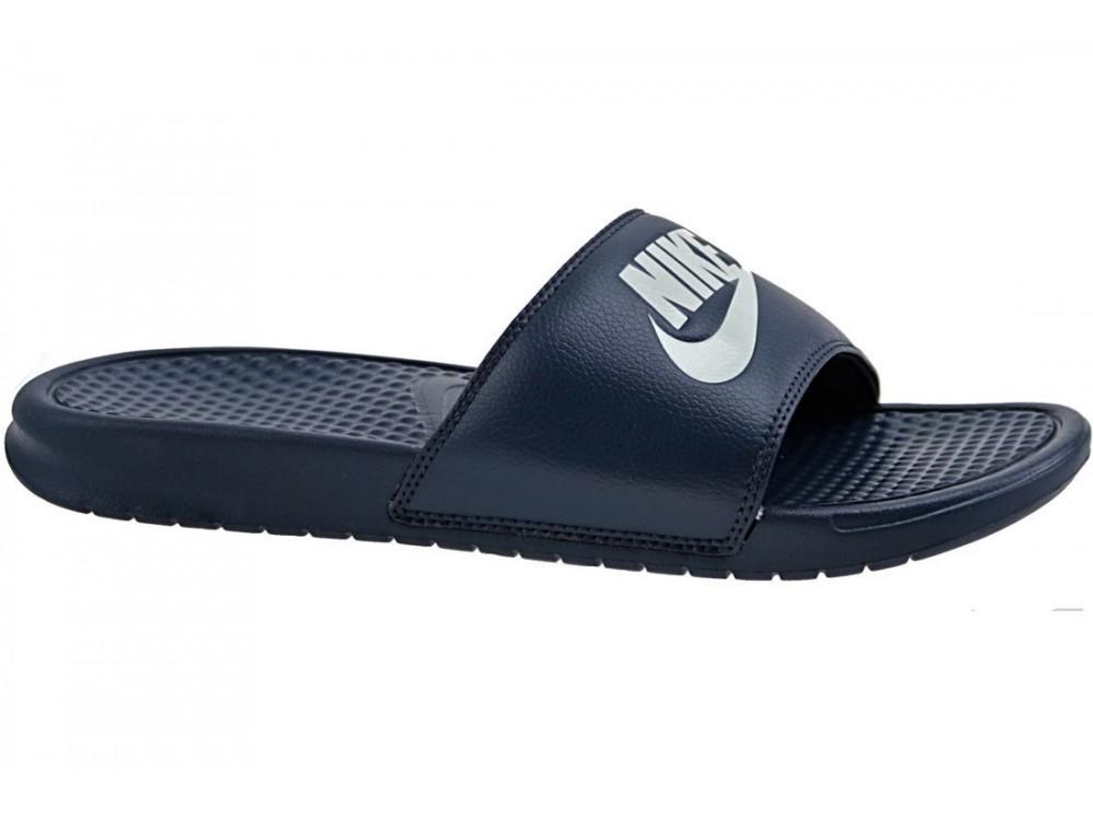 marcas reconocidas reunirse muy agradable Nike Benassi JDI Chanclas Hombre 343880 403|Comprar Nike Benassi JDI Azul  Marino Mejor Precio.