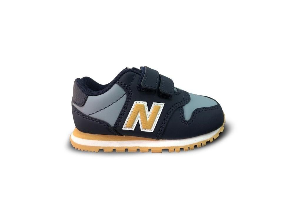 Zapatilla New Balance 500 Niño Azul Marino