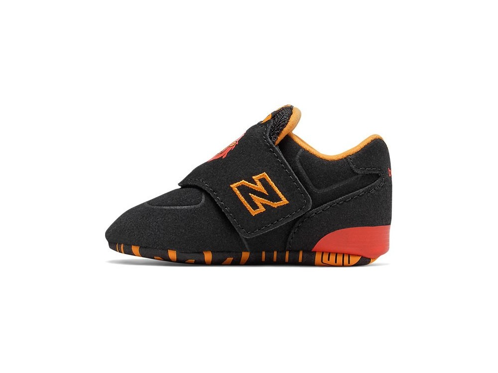 NEW BALANCE ZAPATILLA BEBE CC574ZOL DAY AT THE ZOO WIDE NEGRAS