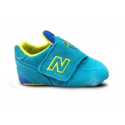 NEW BALANCE ZAPATILLA BEBE CC574ZOF DAY AT THE ZOO WIDE AZULES
