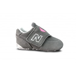 NEW BALANCE ZAPATILLA BEBE CC574ZOE DAY AT THE ZOO WIDE GRISES