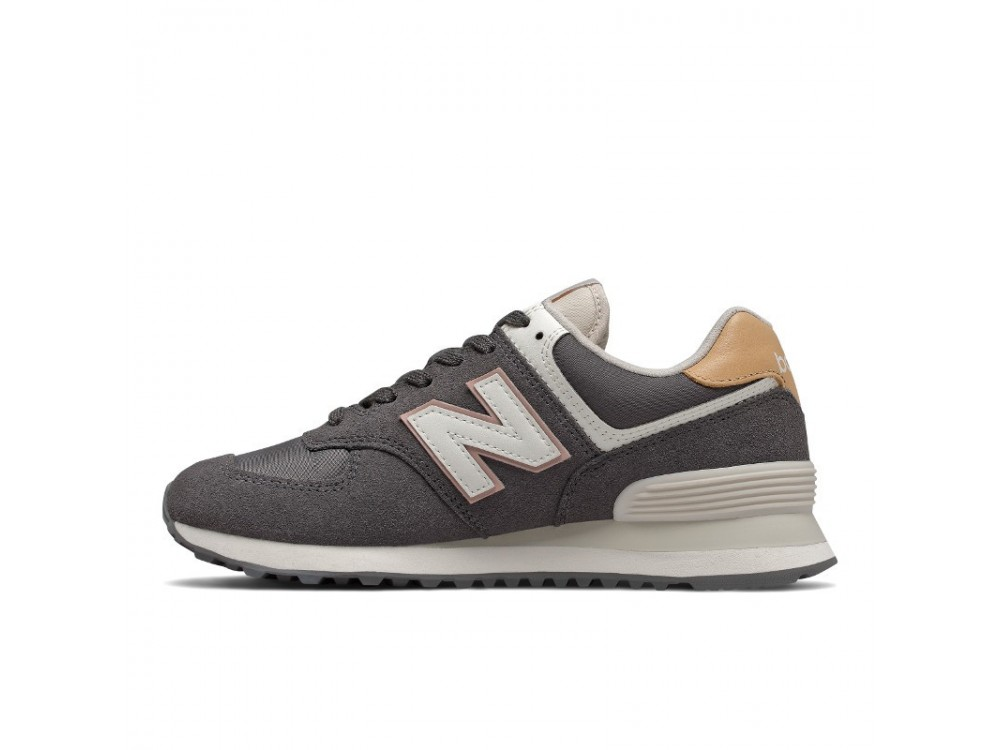 new balance 574 mujer beige