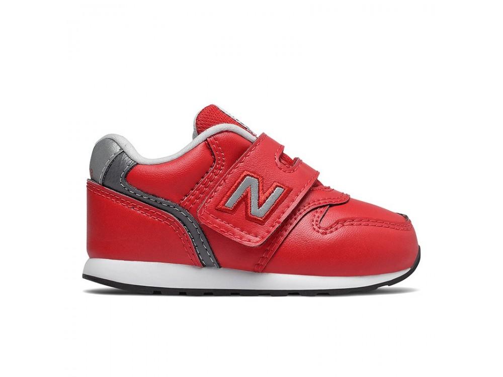 new balance niña rojas