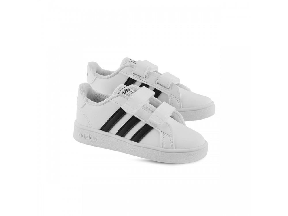 Zapatillas AdidasGrand Niñoa Court Blancas comprar Ef0118 PZkTiuOX