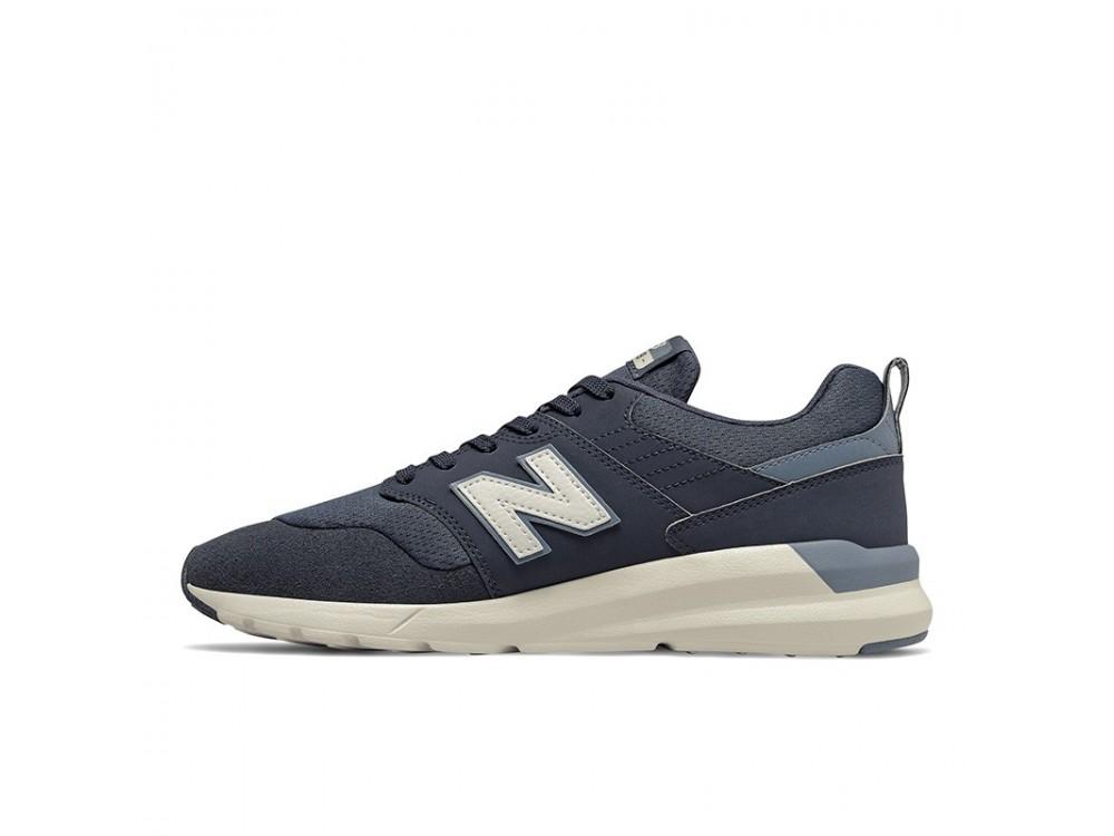 NEW BALANCE 009: Zapatillas Hombre MS009LD1 - Azul - Comprar ...