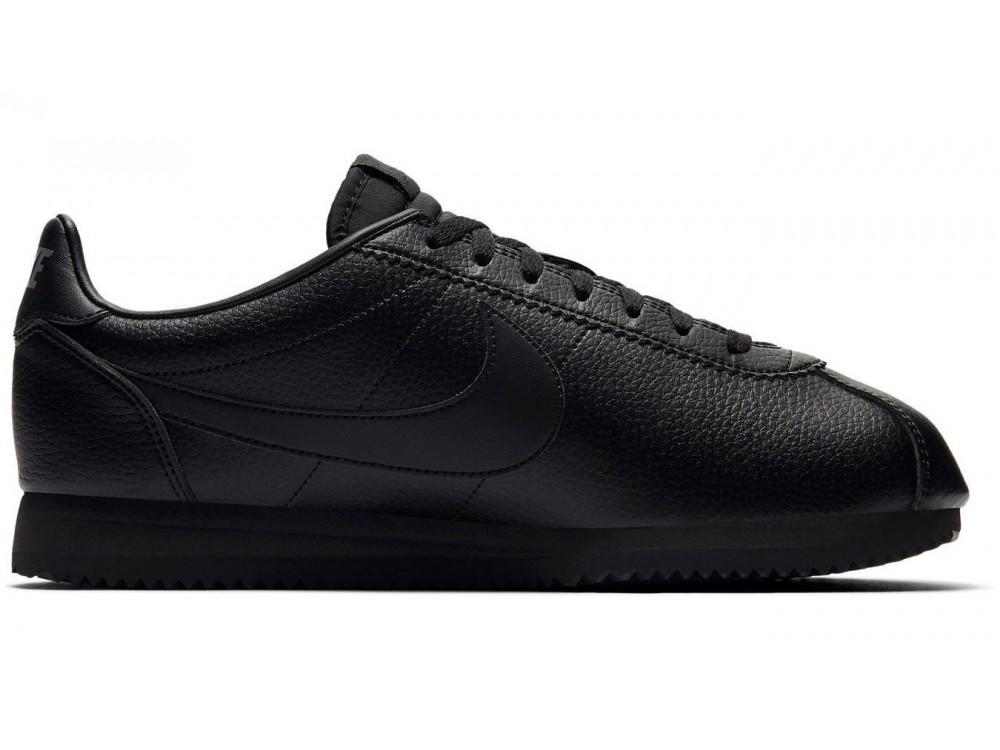 NIKE CLASSIC CORTEZ NEGRAS: Zapatillas Moda Hombre Cortez 749571 002 |  Negras Mejor Precio