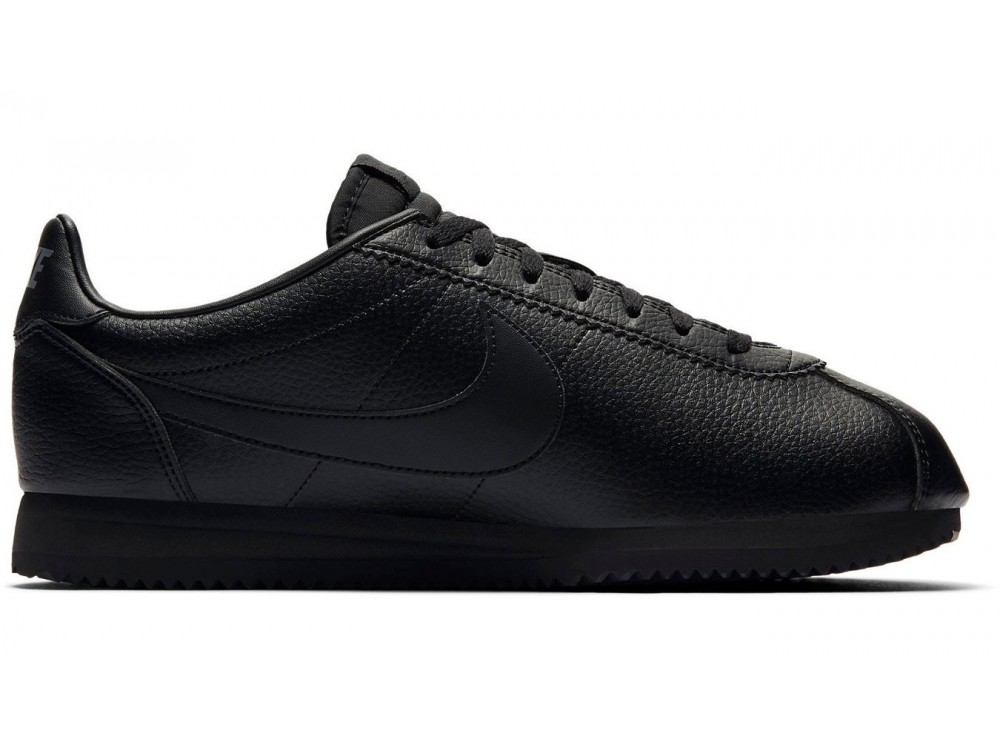 nike zapatillas hombre negras