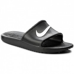 NIKE KAWA SHOWER CHANCLA 832655 001 NEGRA