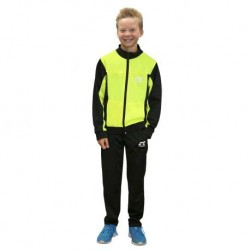 CHANDAL ROX R-LONDON NIÑO 38050 AMARILLO FLUOR/NEGRO