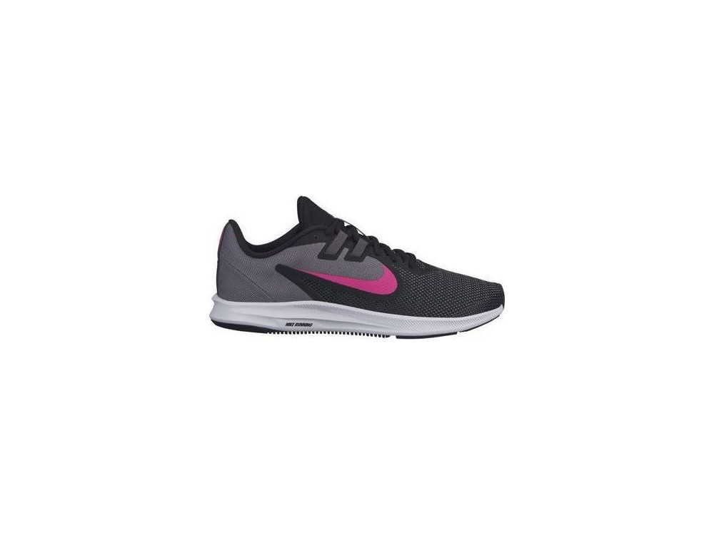 Nike Downshifter 9: Zapatillas Mujer Nike Downshifter AQ7486 002 Negras| Compra Zapatillas Nike Online.