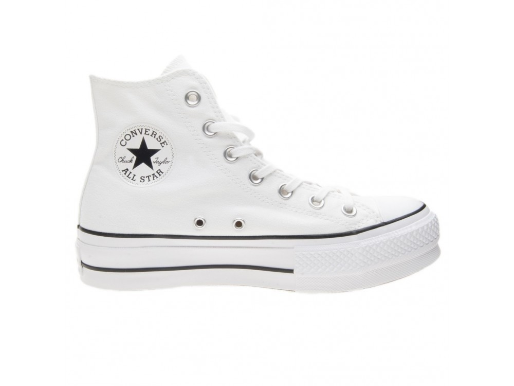 converse all star blancas 37