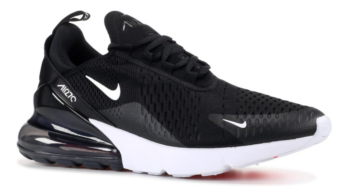 NIKE AIR MAX 270 NEGRAS | Zapatillas Nike Air Max 270