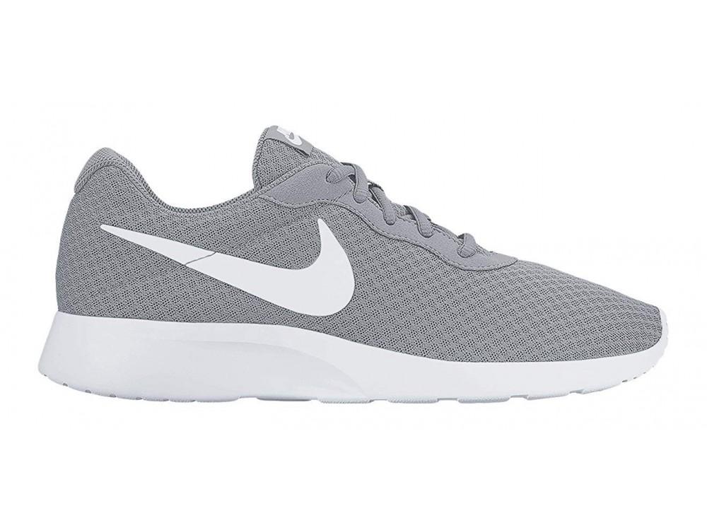 NIKE TANJUN GRISES : Zapatillas Nike Tanjun Hombre 812654 010| Nike Tanjun  Grises