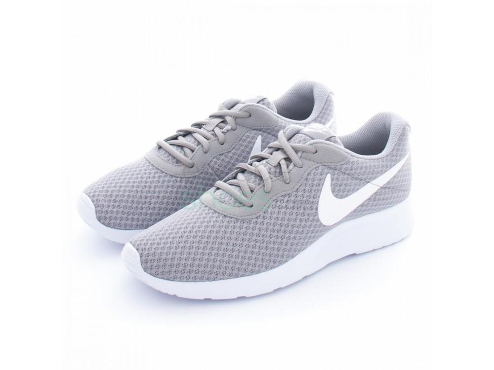 NIKE TANJUN GRISES : Zapatillas Nike Tanjun Hombre 812654 ...