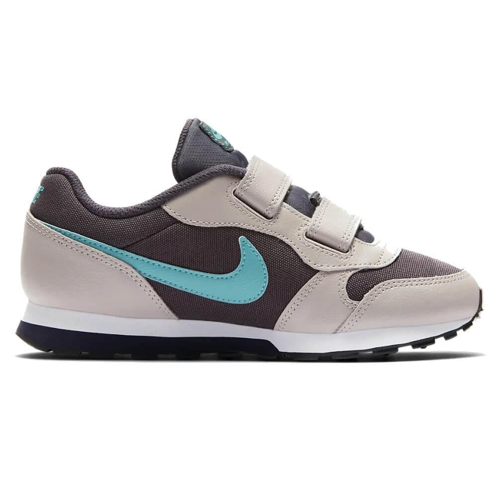 préstamo Insistir ancla  Nike: Comprar Zapatillas Niño Nike MD Runner 2 Gris/Azul|Bambas Nike Casual  807317 017 Baratas.