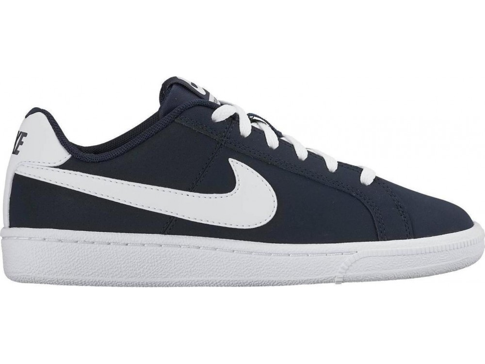 NIKE COURT ROYALE ZAPATILLA MUJER 833535 400 NEGRAS