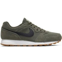 nacimiento Molestia Susteen  Nike: Comprar Zapatillas Hombre Nike MD Runner 2 Suede AQ9011 300  Verdes|Bambas Nike baratas
