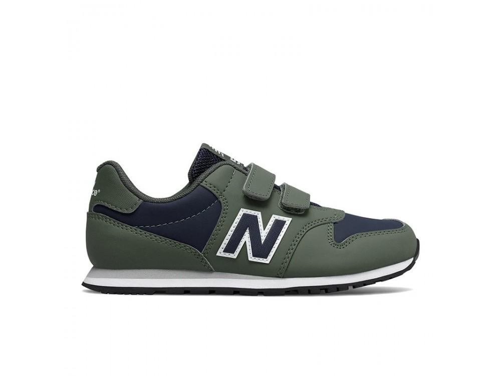 new balance hombre 500 verde