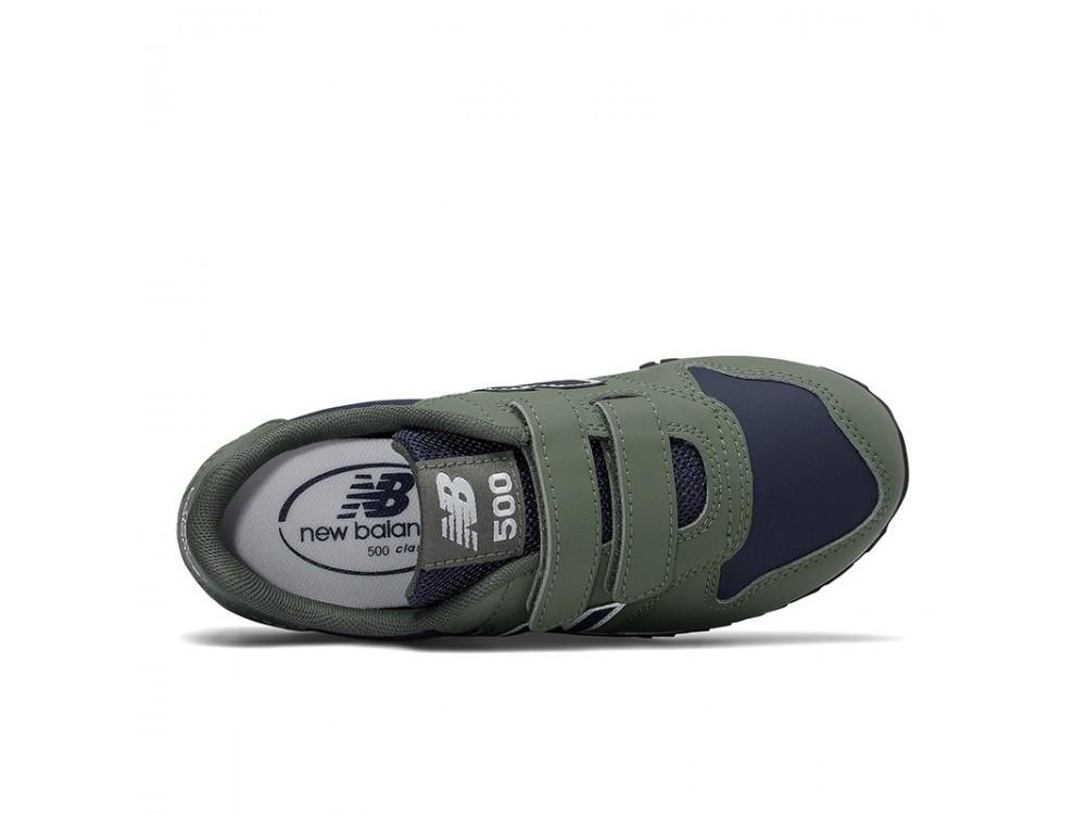 Nervio ola traición  New Balance 500: Zapatillas New Balance YV500 CJ Verdes|Comprar NB 500  Mejor Precio Online.