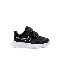 NIKE STAR RUNNER 2 TDV ZAPATILLA NIÑO AT1803 001 NEGRAS