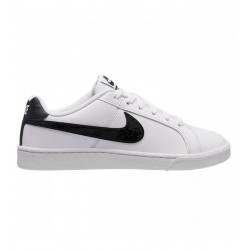 NIKE COURT ROYALE MUJER BLANCA Y NEGRA 749867 111