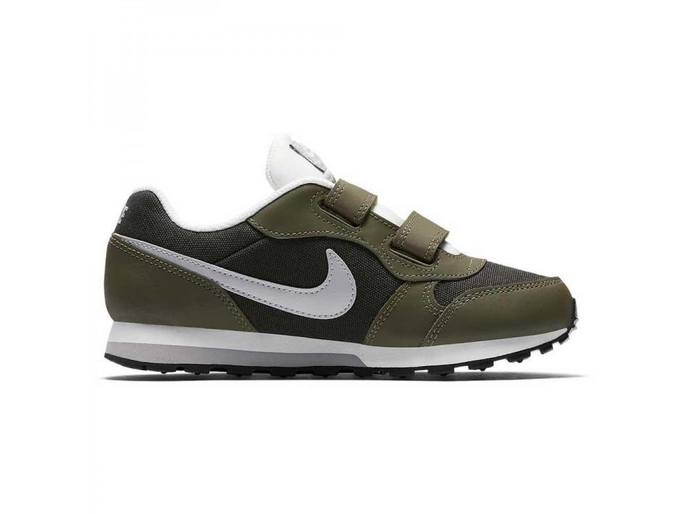 Zapatillas Nike Md Runner Verde
