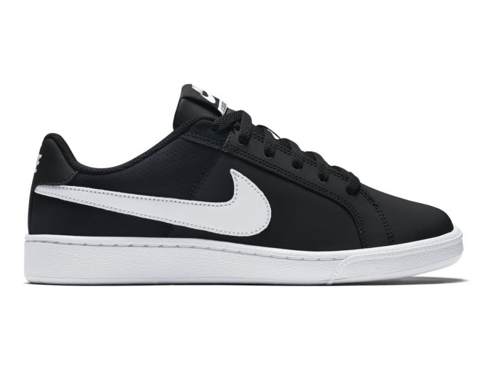 NIKE COURT ROYALE MUJER 749867 010 NEGRAS