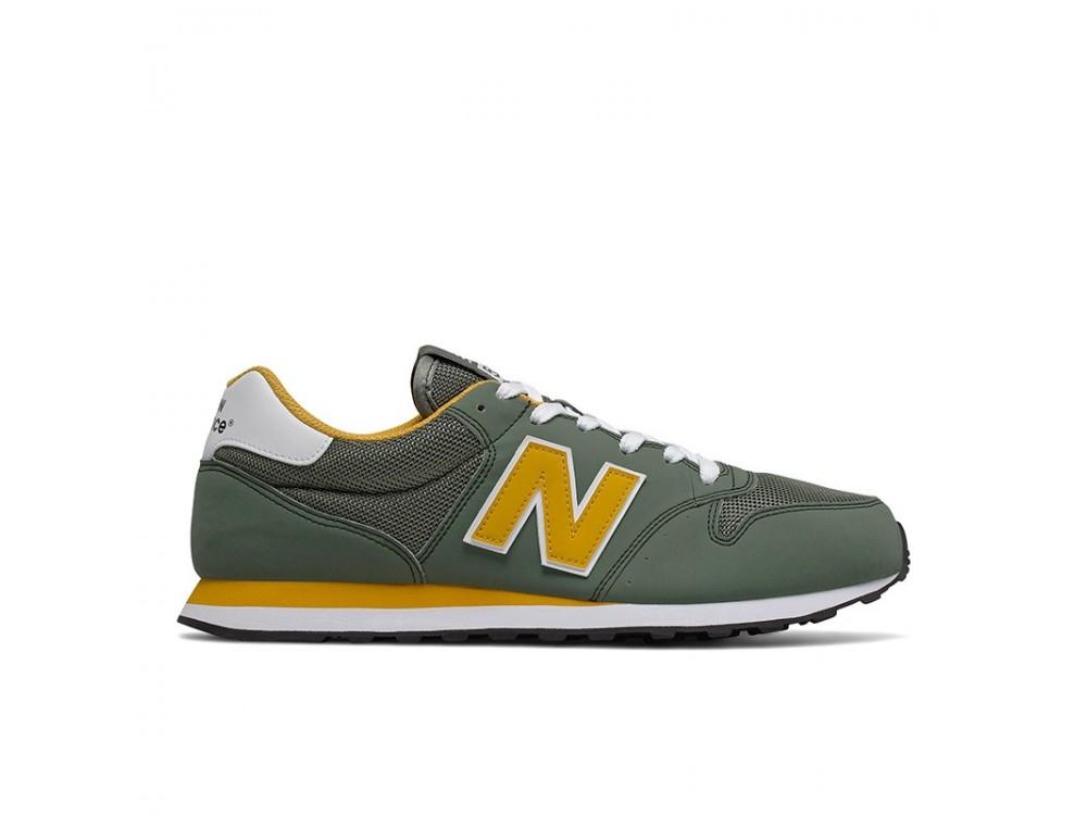 new balance hombre verdes 43