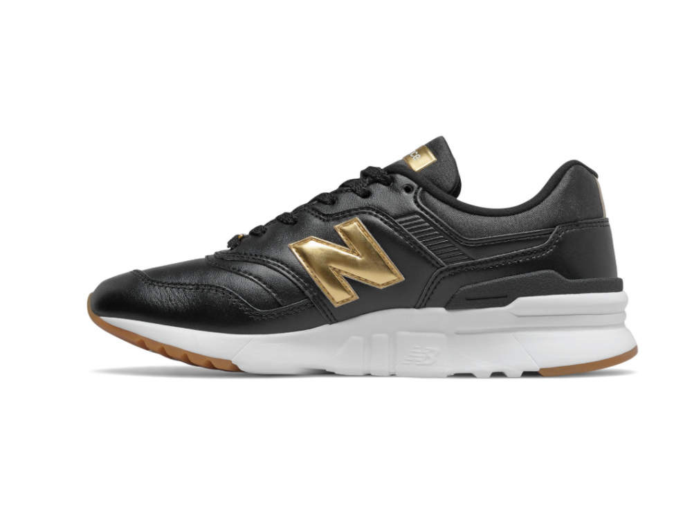 new balance mujer negras casual