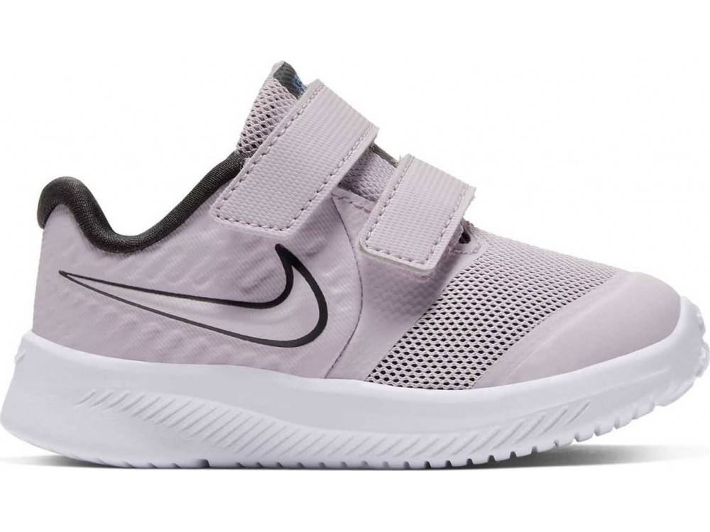NIKE STAR RUNNER 2 TDV ZAPATILLA NIÑA AT1803 501 LILAS