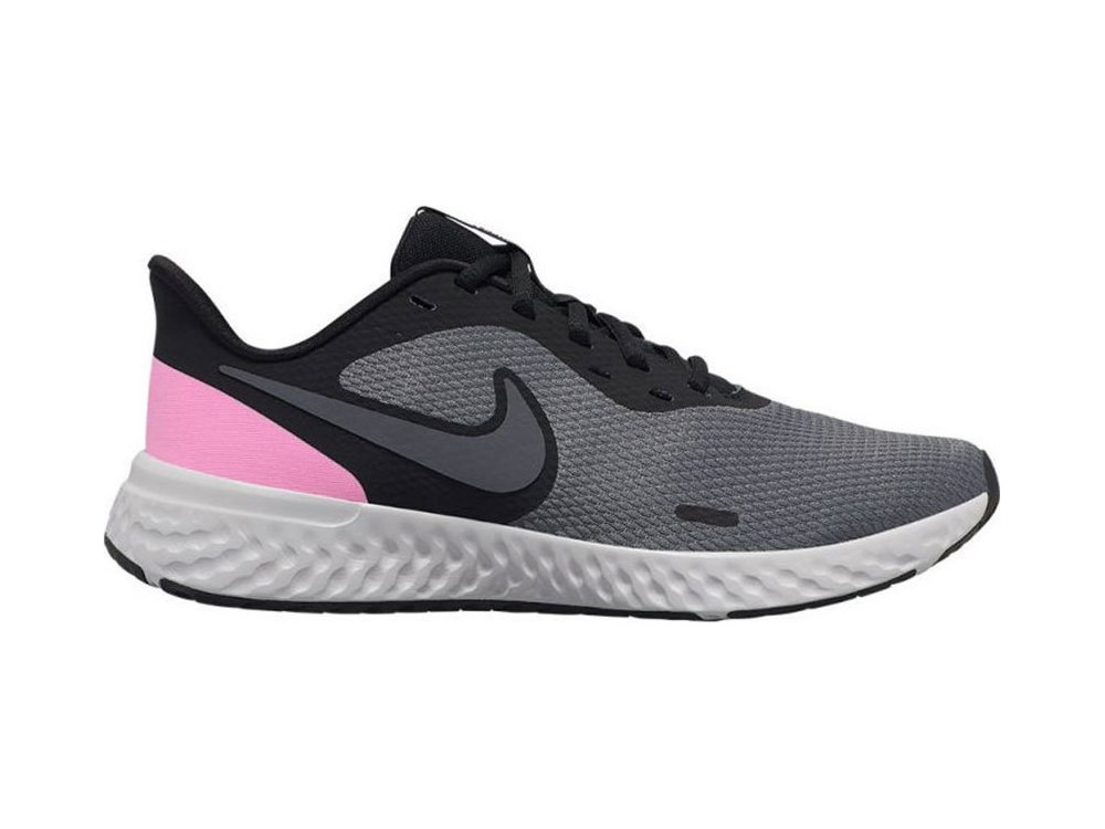 borde Característica Sollozos  NIKE REVOLUTION 5 MUJER NEGRAS: Zapatillas Nike Revolution 5 Mujer ...