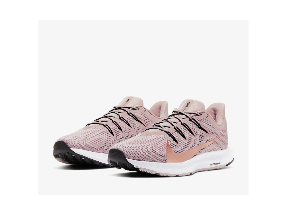 Agricultura Lírico Enjuague bucal  NIKE QUEST 2: Zapatillas Mujer Running CI3803 200 Beige| Compra Zapatillas  Nike Online.