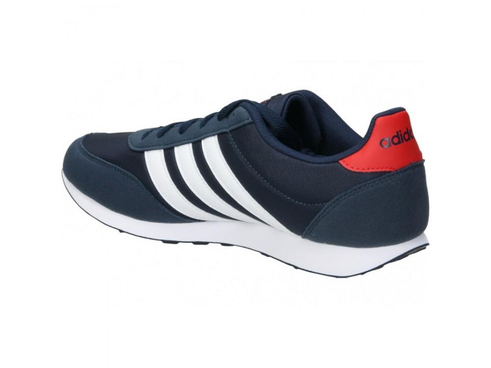 ADIDAS V RACER AZUL MARINO: Zapatillas Hombre CG5706 | Mejor