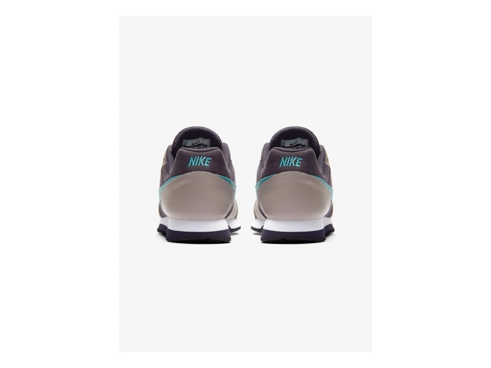 Sumamente elegante Cinco acortar  NIKE MD RUNNER 2: Zapatillas Moda Mujer/niño Nike 807316 017 Gris ...