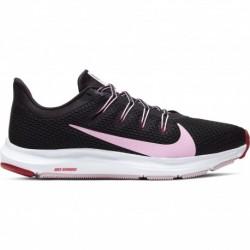 Flecha Nacarado espina  NIKE QUEST 2: Zapatillas Mujer Running CI3803 006 Negra y Rosa| Compra  Zapatillas Nike Online.