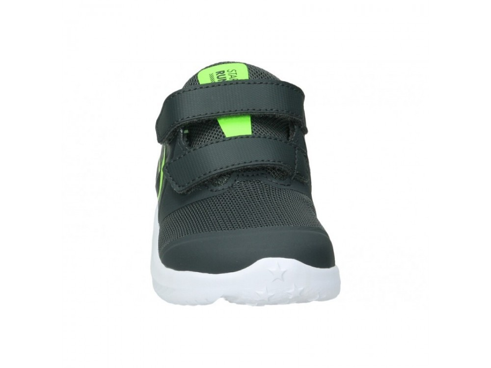 NIKE STAR RUNNER 2 AT1803 004 GRIS BEBE