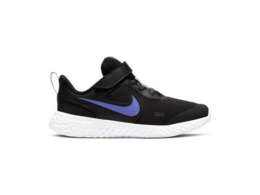 NIKE REVOLUTION 5 GLITTER NEGRA CD6839 041