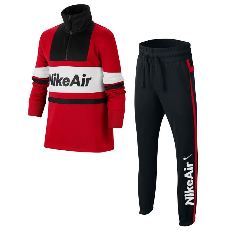Por favor mira católico dieta  Comprar Chandal NIKE: Chandal Nike Air Tracksui Niño Rojo y negro