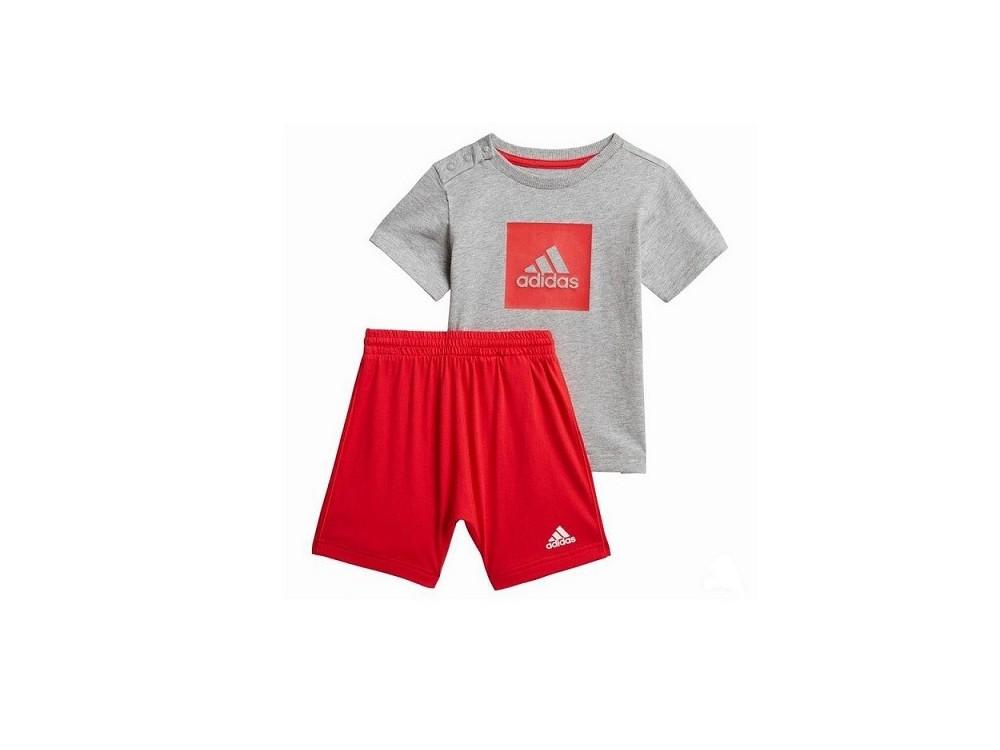 Útil Nosotros mismos Arcaico  Conjunto Adidas FM6378 gris rojo bebe - Comprar Ropa Bebe Adidas