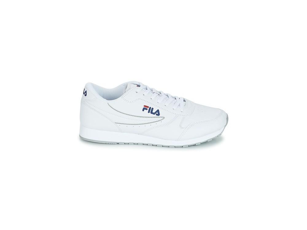 Comprar Zapatillas Fila - Hombre - Orbit Low - Fila Blancas Baratas