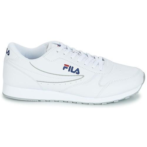Comprar Zapatillas Fila - Hombre - Orbit Low - Fila Blancas ...